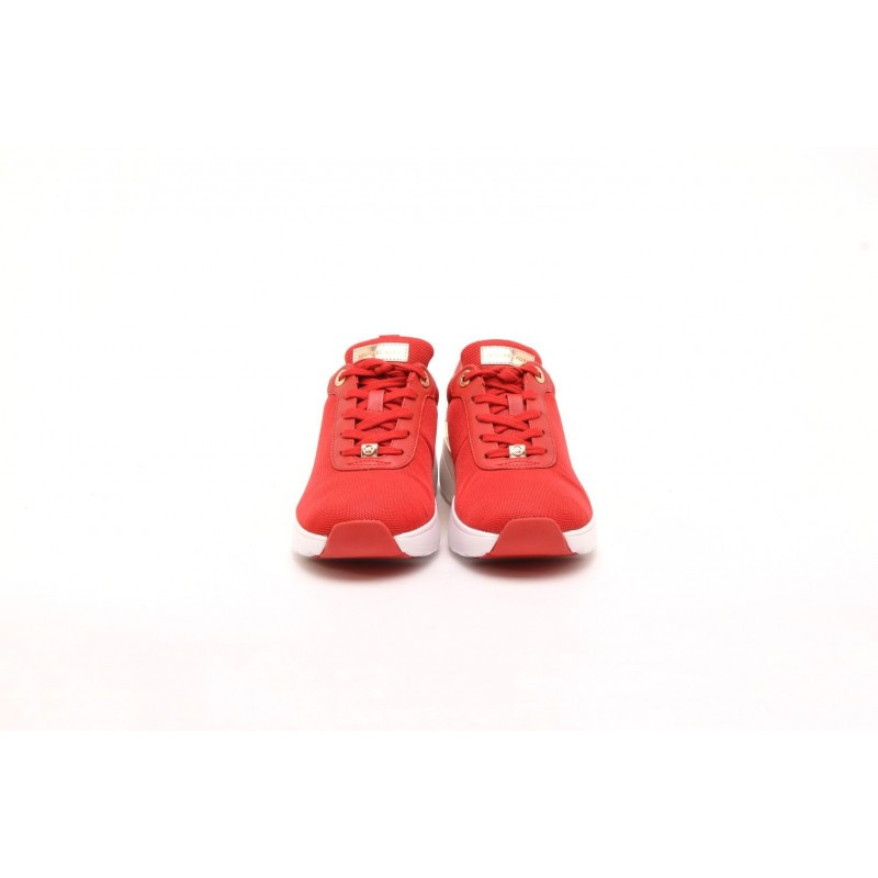 MICHAEL BY MICHAEL KORS - Sneakers in Tessuto - Bright Red