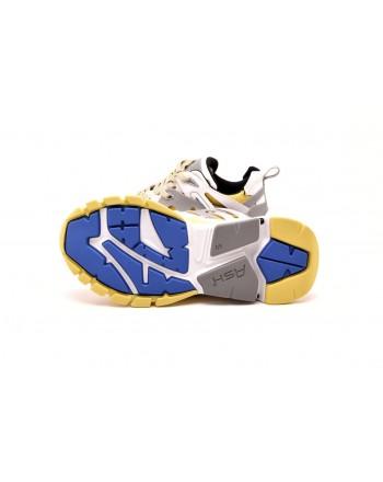 ASH - Sneakers FLASH - Bianco/Sun/Sliver