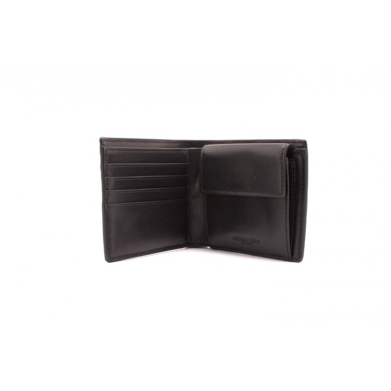 MICHAEL BY MICHAEL KORS - Leather Wallet - Black