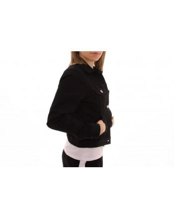 MICHAEL BY MICHAEL KORS -  Cotton jeans jacket - Black