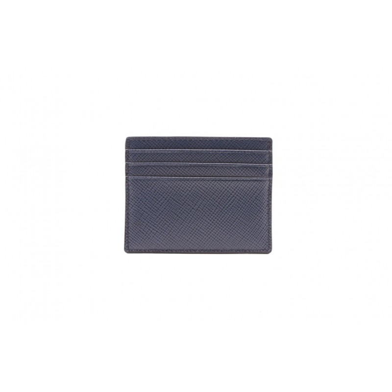 MICHAEL BY MICHAEL KORS - Portacarte in pelle - Navy