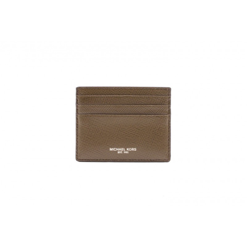 MICHAEL BY MICHAEL KORS - Leather Holders - Olive
