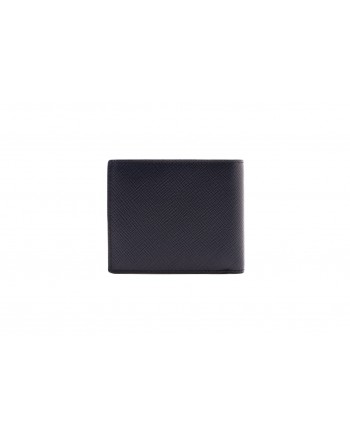 MICHAEL BY MICHAEL KORS -  Leather Wallet  - Navy