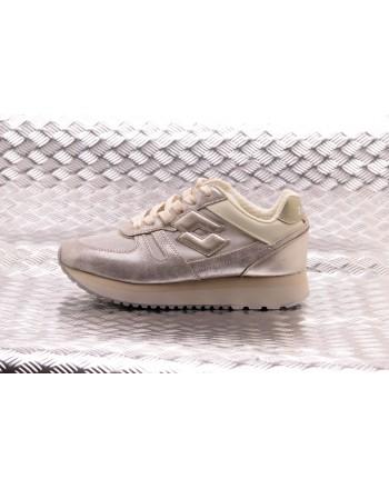 LOTTO LEGGENDA - SLICE CORDA Sneakers - Gray/Golden
