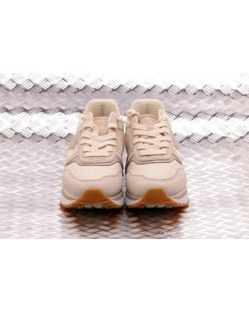 LOTTO LEGGENDA - SLICE CORDA Sneakers  - Antique White/Gold
