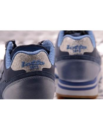 LOTTO LEGGENDA - Sneakers SLICE CORDA - Denim/true blue