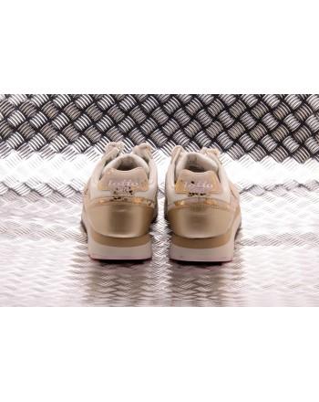 LOTTO LEGGENDA - Sneakers TOKYO WEDGE CRACK - Angora White/Light