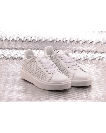 LOTTO LEGGENDA - Sneakers 1973 IX NET - Snow white/silver