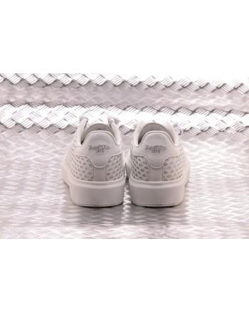 LOTTO LEGGENDA - Sneakers 1973 IX NET - Snow white/silver