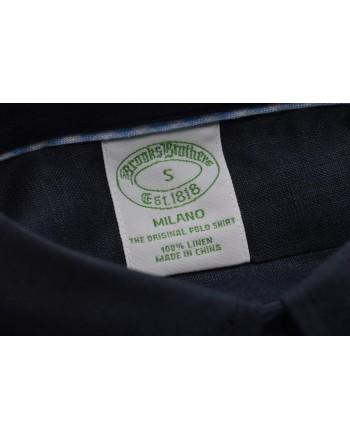 BrooksBrothers -   Linen shirt - Blue