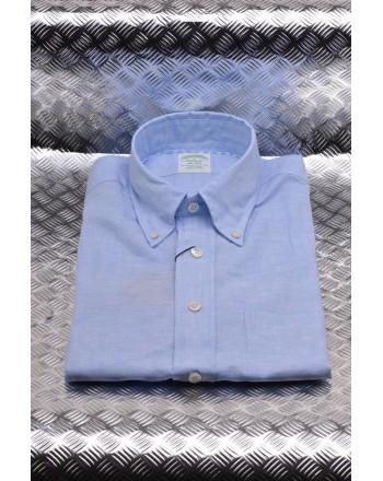 BrooksBrothers - Linen shirt - Light Blue