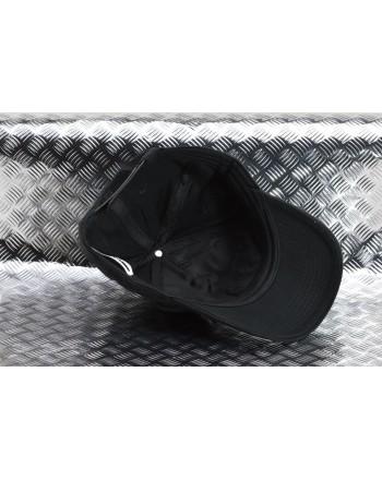 MCQ BY ALEXANDER MCQUEEN -  Beseball hat in cotton - Black/White