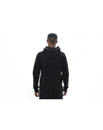 MCQ BY ALEXANDER MCQUEEN -   Hood sweatshirt with zip - Black