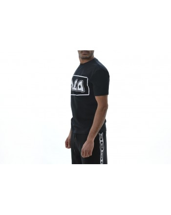 MCQ BY ALEXANDER MCQUEEN - T-shirt in cotone con stampa - Nero