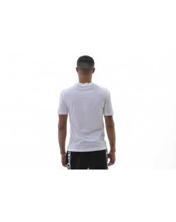 MCQ BY ALEXANDER MCQUEEN -  Cotton T-shirt with print - White