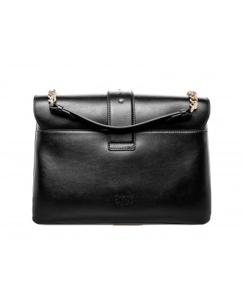 PINKO - Borsa BIG LOVE SIMPLY - Nero
