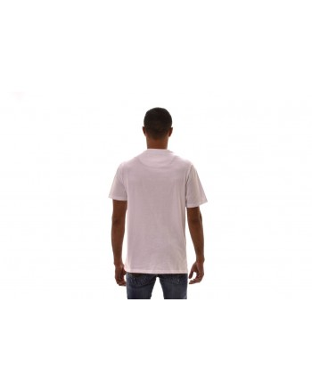 FRANKIE MORELLO - T-Shirt GOHAN in cotone - Bianco