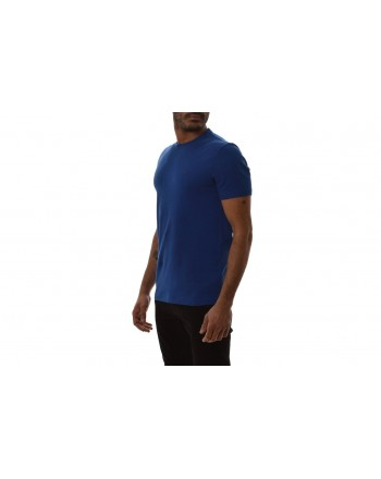 MICHAEL BY MICHAEL KORS - Cotton T-Shirt - Marine Blue