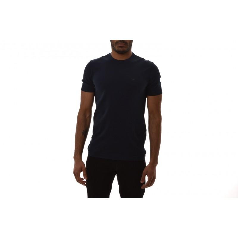 MICHAEL BY MICHAEL KORS - Cotton T-Shirt  - Midnight
