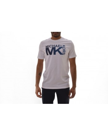 MICHAEL BY MICHAEL KORS - T-Shirt in cotone - Bianco