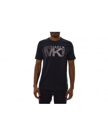 MICHAEL BY MICHAEL KORS - T-Shirt in cotone - Notte