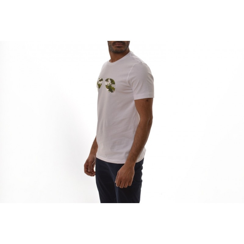 MICHAEL BY MICHAEL KORS - T-Shirt OCCHIALI in cotone - Bianco