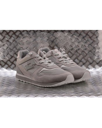 LOTTO LEGGENDA -  TOKIO GINZA leather sneakers - Cool/Grey/White
