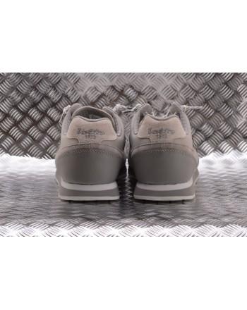 LOTTO LEGGENDA -  TOKIO GINZA leather sneakers - Cool/Grey/White