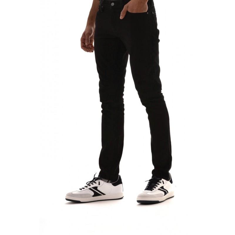 MICHAEL BY MICHAEL KORS - Cotton Jeans - Black