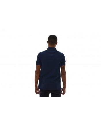 MICHAEL BY MICHAEL KORS - Polo in Cotone con Logo sul Colletto - Marine Blu
