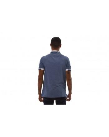 MICHAEL BY MICHAEL KORS - Polo in Cotone con Logo sul Colletto - Pastel Blue