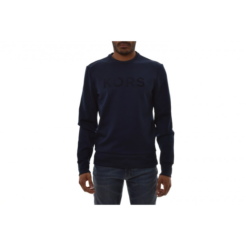 MICHAEL BY MICHAEL KORS - Poly Knit with Front Logo - Night Blue