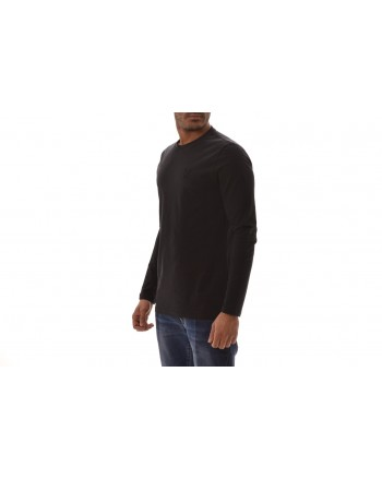 VERSACE COLLECTION - Long sleeve t-shirt - Black