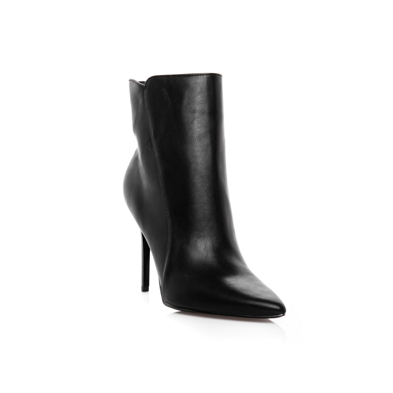 MADDEN GIRL -  Stiletto boots in faux leather - Black