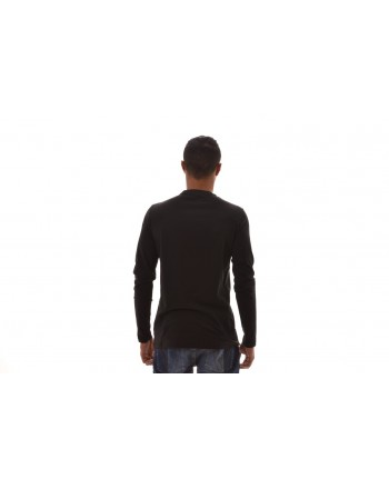 VERSACE COLLECTION - T-Shirt a manica lunga - Nero