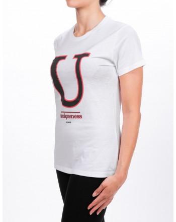 PINKO - Jersey T-Shirt CIUFFO - White