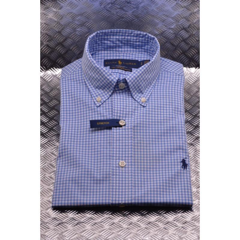 Ralph Lauren Polo Camicia Uomo White