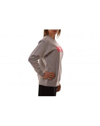 MICHAEL BY MICHAEL KORS - Maglia in Cotone con Logo - Neon Pink