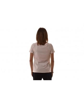 Weekend MaxMara - Cotton T-Shirt with print - White