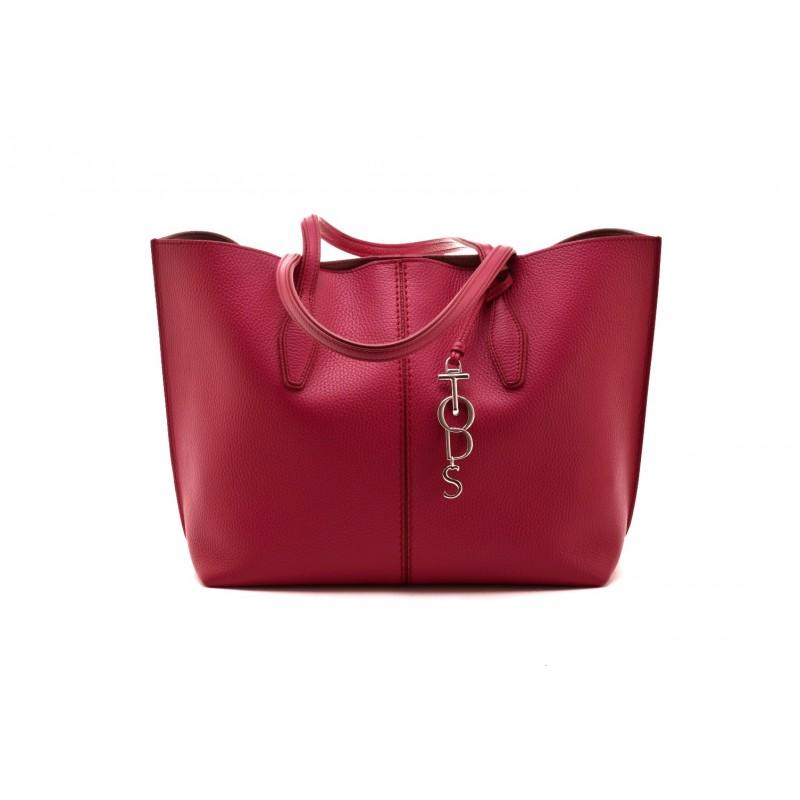 TOD'S - Borsa Shopping JOY BAG - Fucsia