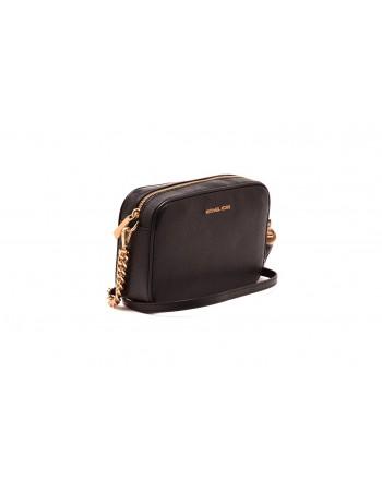 MICHAEL by MICHAEL KORS - Leather CROSSBODIES Bag - Black