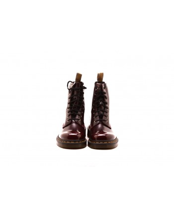 DR.MARTENS - Anfibio Vegan Cambridge - Cherry Red