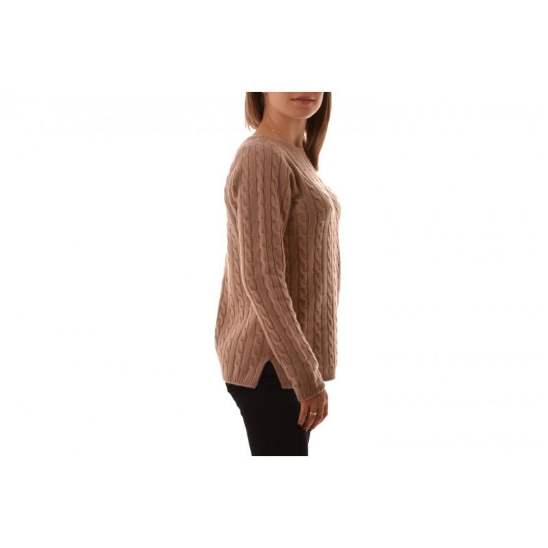 MAX MARA STUDIO - Cashmere sweater - Camel
