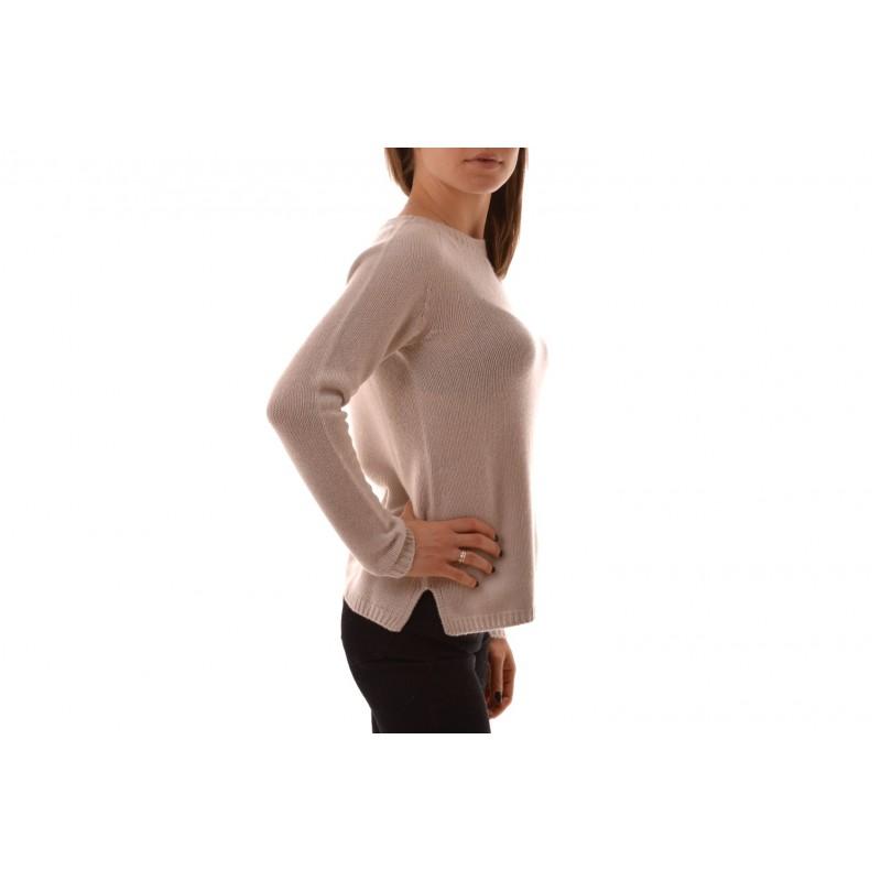 MAX MARA STUDIO - GIORGIO sweater in Cashmere - Ecru