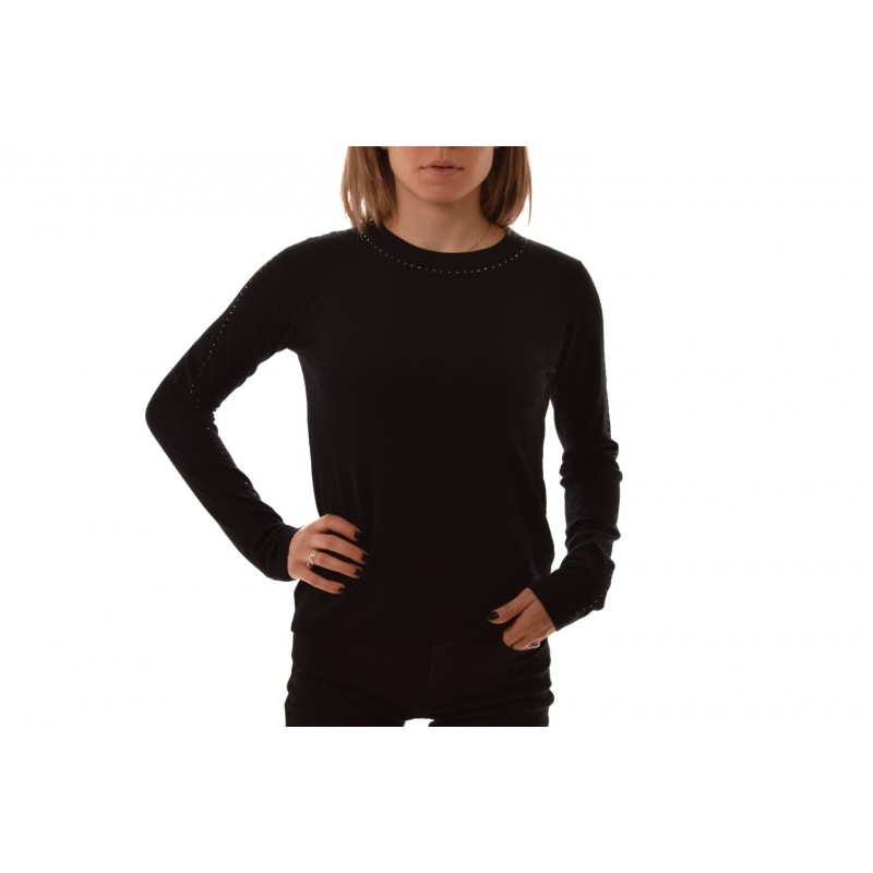 MAX MARA - Cashmere SOLANGE sweater - Black
