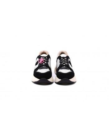 PINKO Sneakers ROCK - Beige/Nero