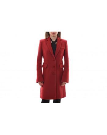 PINKO Cappotto Smentire rosso