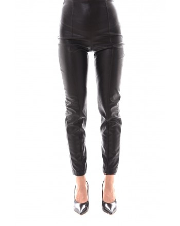 PINKO - GABBIONE trousers - Black