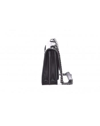 MICHAEL by MICHAEL KORS - JADE Shoulder Bag - Black/White