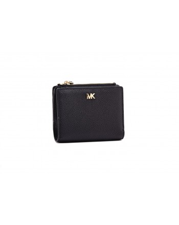 MICHAEL by MICHAEL KORS MONEY PIECES Wallet Black [Woman